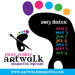 Marietta Art Walk